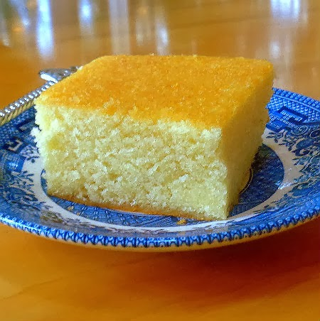 One Perfect Bite Hot Milk Sponge Cake