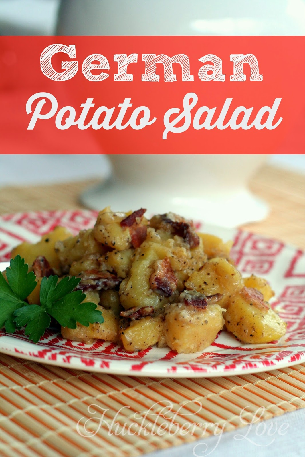This is my family's traditional German Potato Salad recipe. My ...