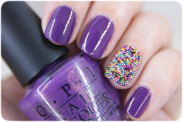 fialový lak na nechty: opi - Dutch ´Ya Just Love OPI?