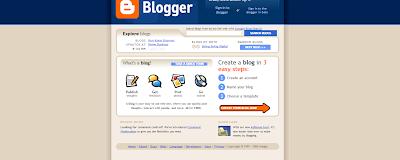 Blogger 2006