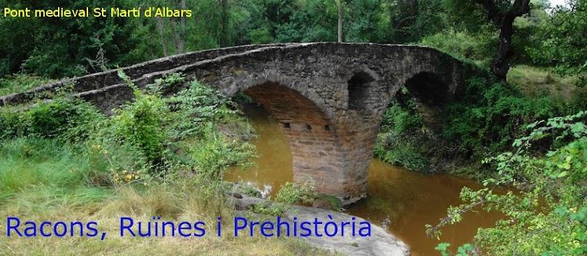 Racons Ruïnes i Prehistòria