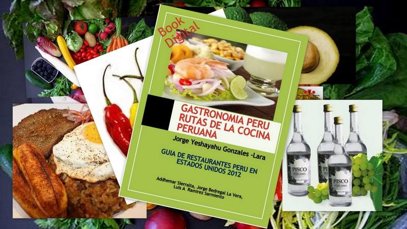 Libro gastronomia peru rutas de la cocina peruana - Libro cocina peruana pdf ...