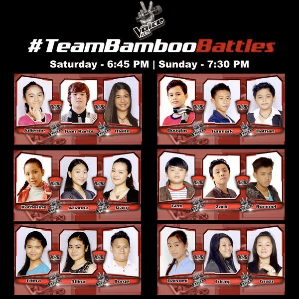 Team Bamboo Battles