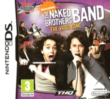 The Naked Brothers Band - The Video Game