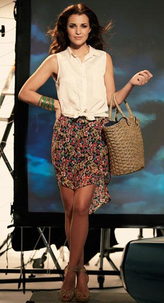 Moda mujer primavera verano 2012