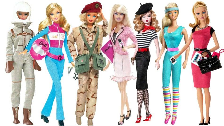 INSTAGRAM: disparates, marujeos y fotos random   - Página 23 Barbie-career-thumb