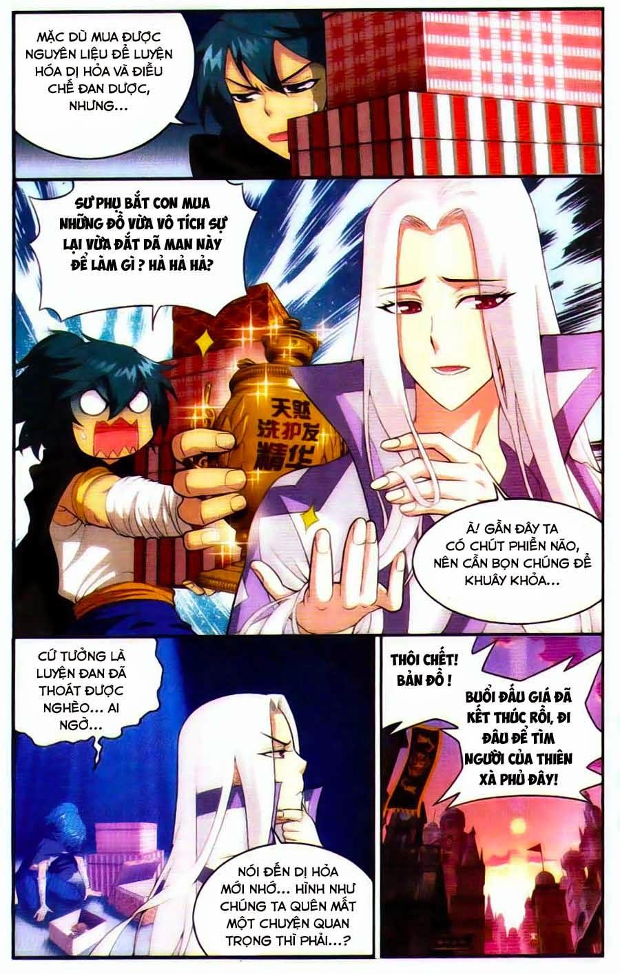 Đấu Phá Thương Khung chap 102 page 14 - IZTruyenTranh.com