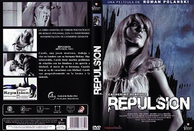 Repulsión (1965) - Caratula