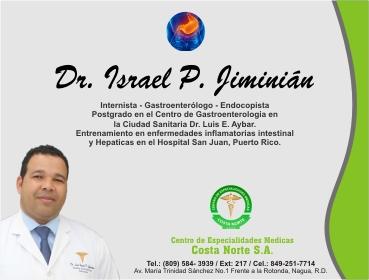 Dr. Israel P. Jiminián