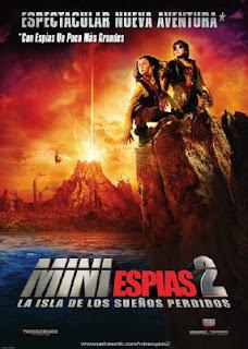 Ver online: Mini espías 2: La isla de los sueños perdidos (Spy Kids 2: The Island of Lost Dreams) 2002