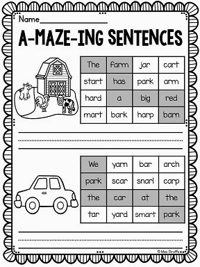 Printables Gifted And Talented Worksheets miss giraffes class how to keep gifted students engaged and learning differentiated ar sound worksheets practice bossy r sounds with that tricky controlled vowel