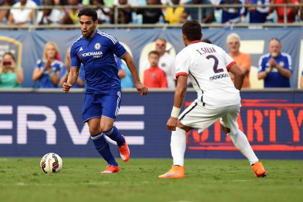 Cuplikan Gol PSG 1-1 Chelsea ,Pen 5:6 (ICC 26/7/2015)