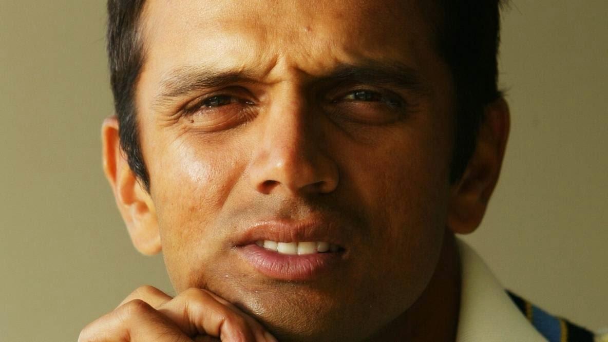 Inspiring Speech by Rahul Dravid on Patience