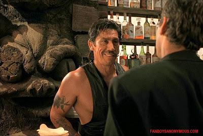 Machete Danny Trejo mexican vampire bartender