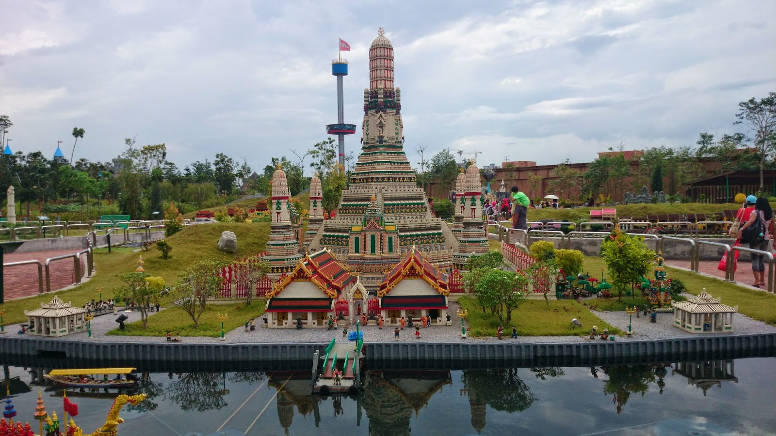 Lifestyle At 50 S Legoland Mini City