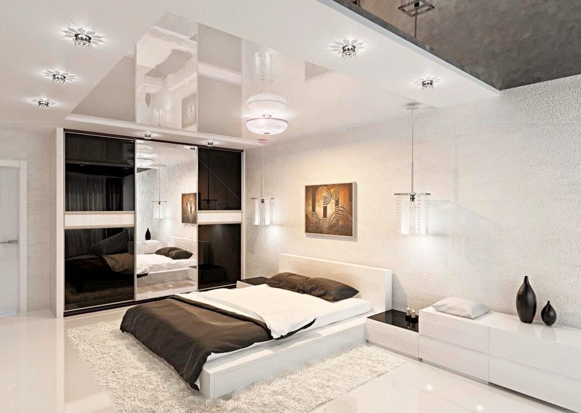 Desain Interior Kamar Tidur Utama Yang Elegan Dan Modern Desain Rumah Idaman Minimalis