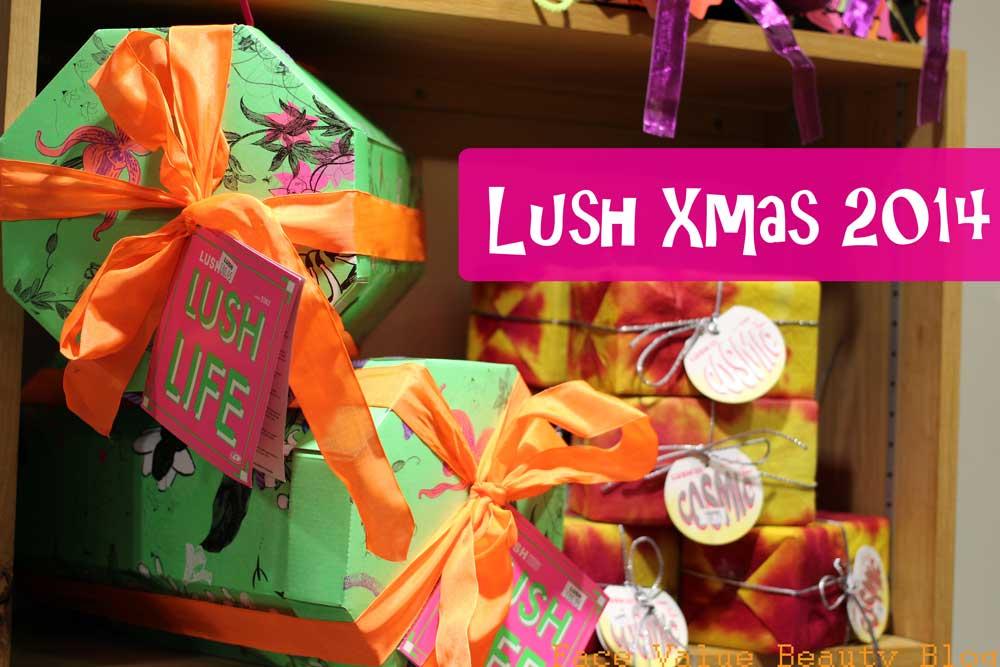 Lush Christmas 2014 - Pick Your Present Now!