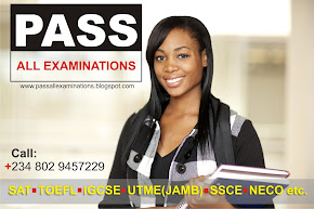 PASS ALL YOUR EXAMINATIONS HERE