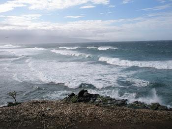 """Life is like Waves"""