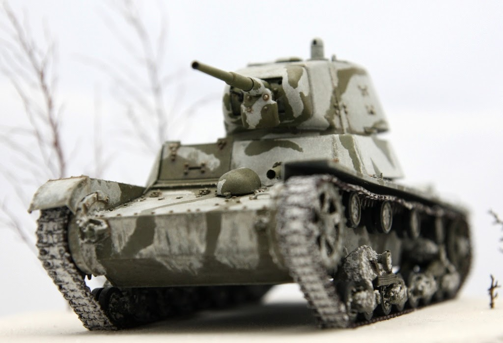 T-26 mod. 1939 Battle for Moscow
