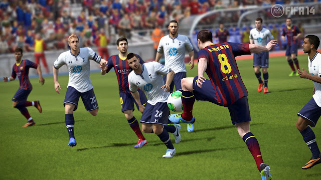 FIFA 14 PC Game FTP Download