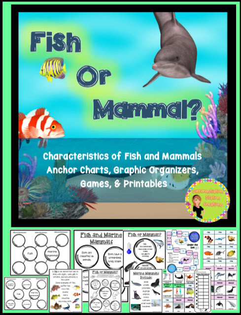 https://www.teacherspayteachers.com/Product/Animal-and-Fish-Characteristics-1888638