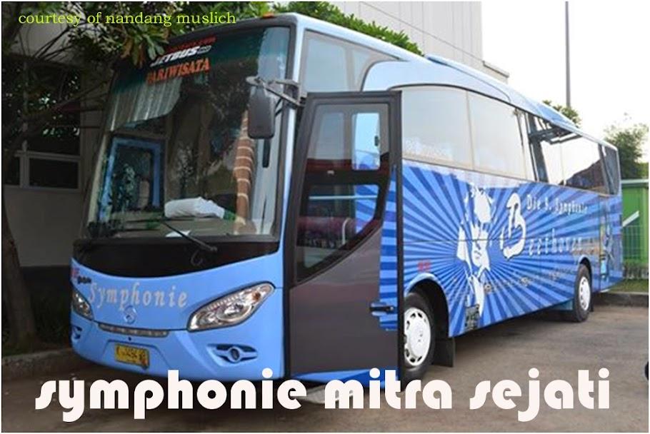 symphonie mitra sejati
