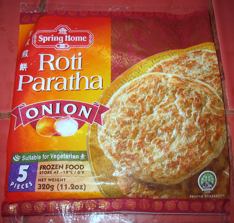 Spring Home Roti Paratha Spring Home Roti Paratha Made