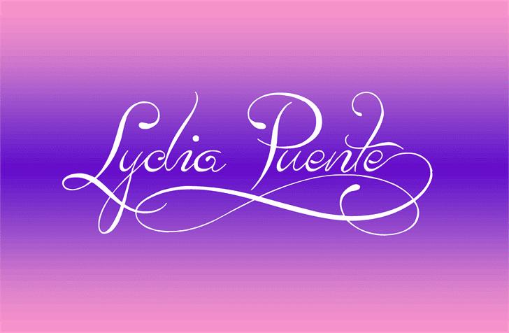 tipografias gratis para bodas