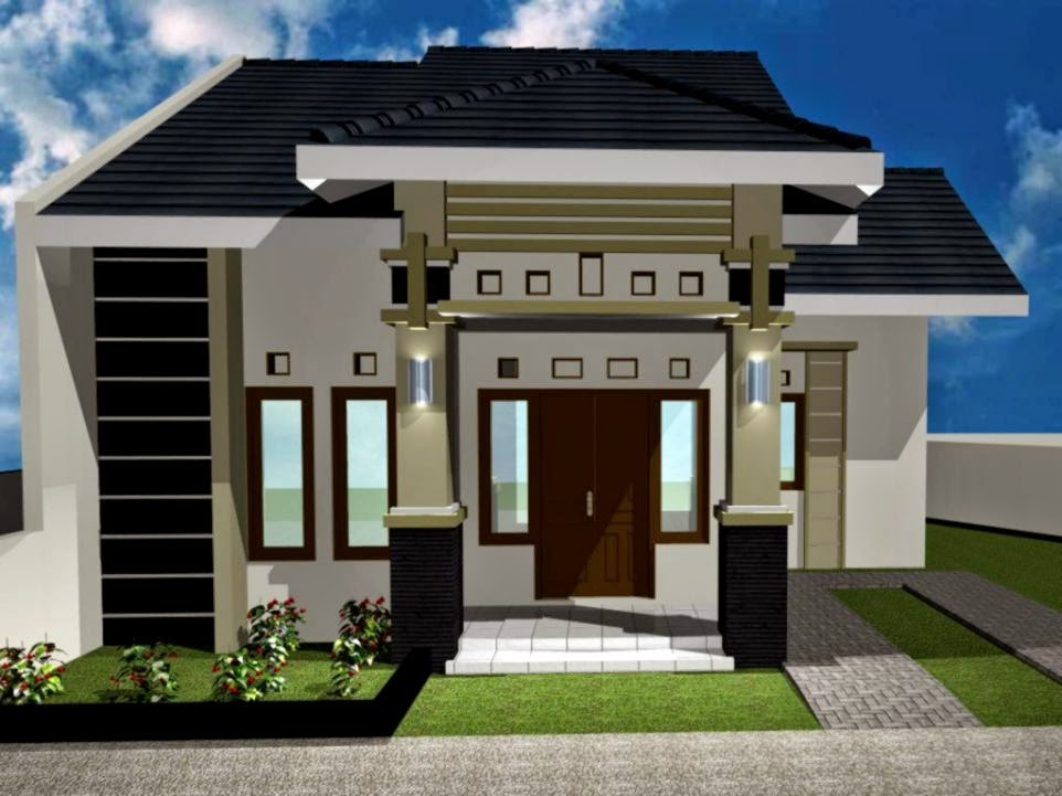 Desain Rumah Minimalis   Desain Rumah Minimalis Terbaru 2014