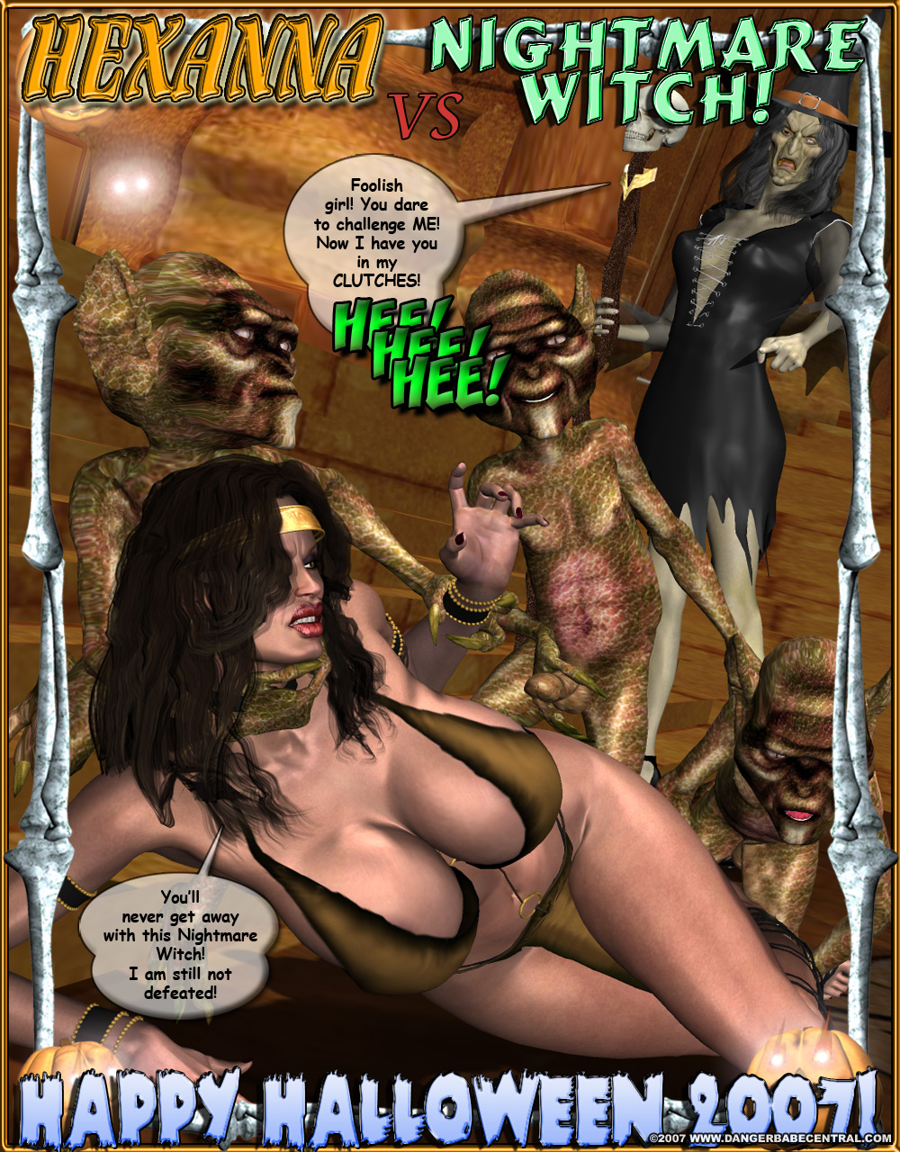 cover Etiquetas: Chloroform, Danger Babe Central, Gas Mask, Nude, Superheroine