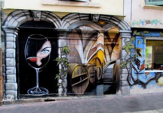 La Kave en Street Art