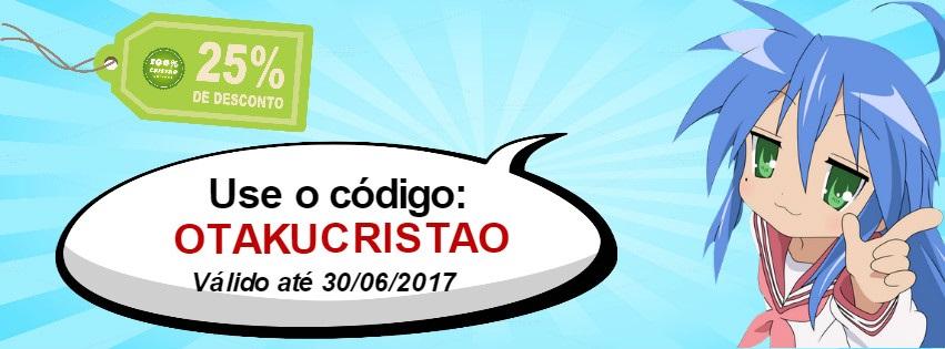 CUPOM DESCONTO Editora 100% Cristão