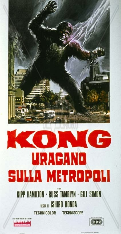 locandina italiana del film