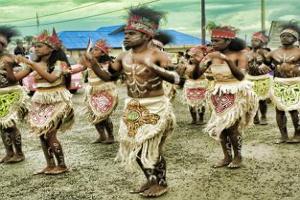 Yosim Pancar,  Tari Pergaulan Rakyat Papua