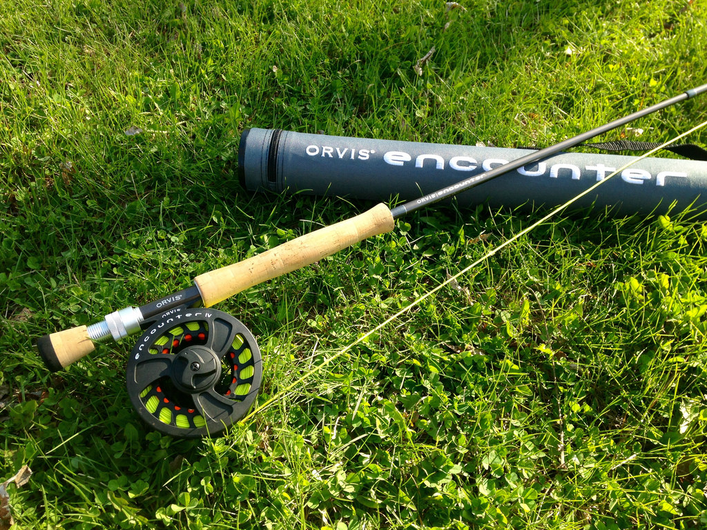 That Didnt Have An 8 Weight Of Their Own To Fish With Also Having A Spare Rod In The Truck Sounded Nice Since I Seem Break Lot Fly Rods