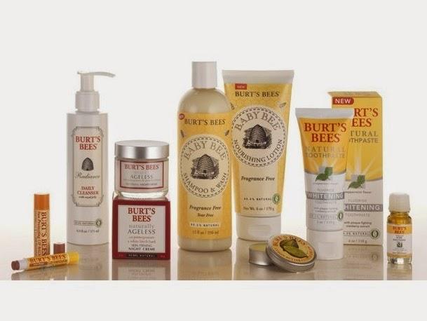 Burt's Bees product line