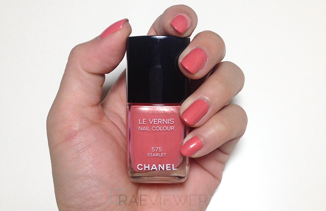 The RAEviewer - A blog about luxury and high-end cosmetics: Chanel ...
