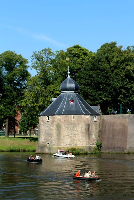 A Walk around Breda