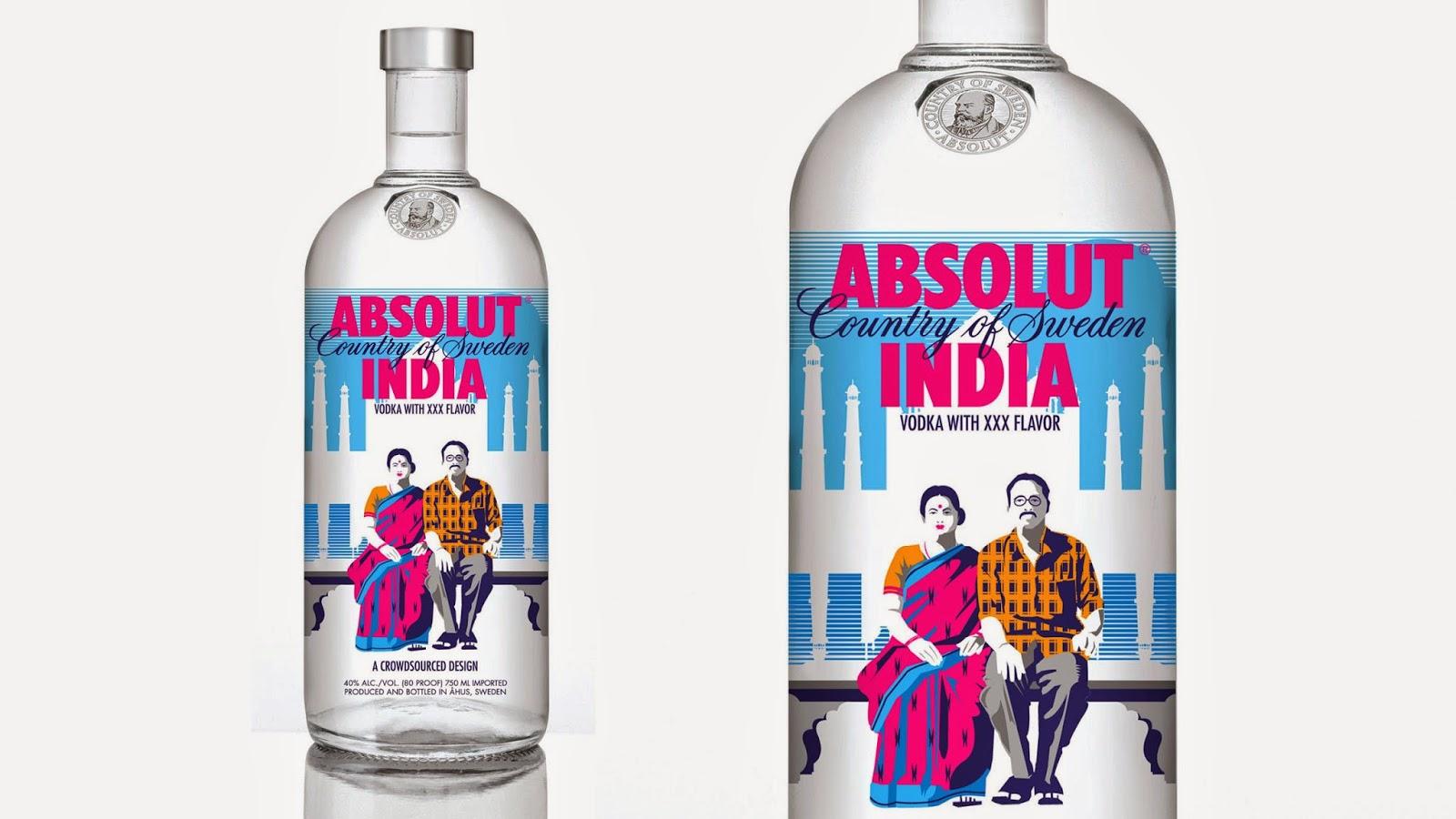 OJASVI MOHANTY: ABSOLUT INDIA