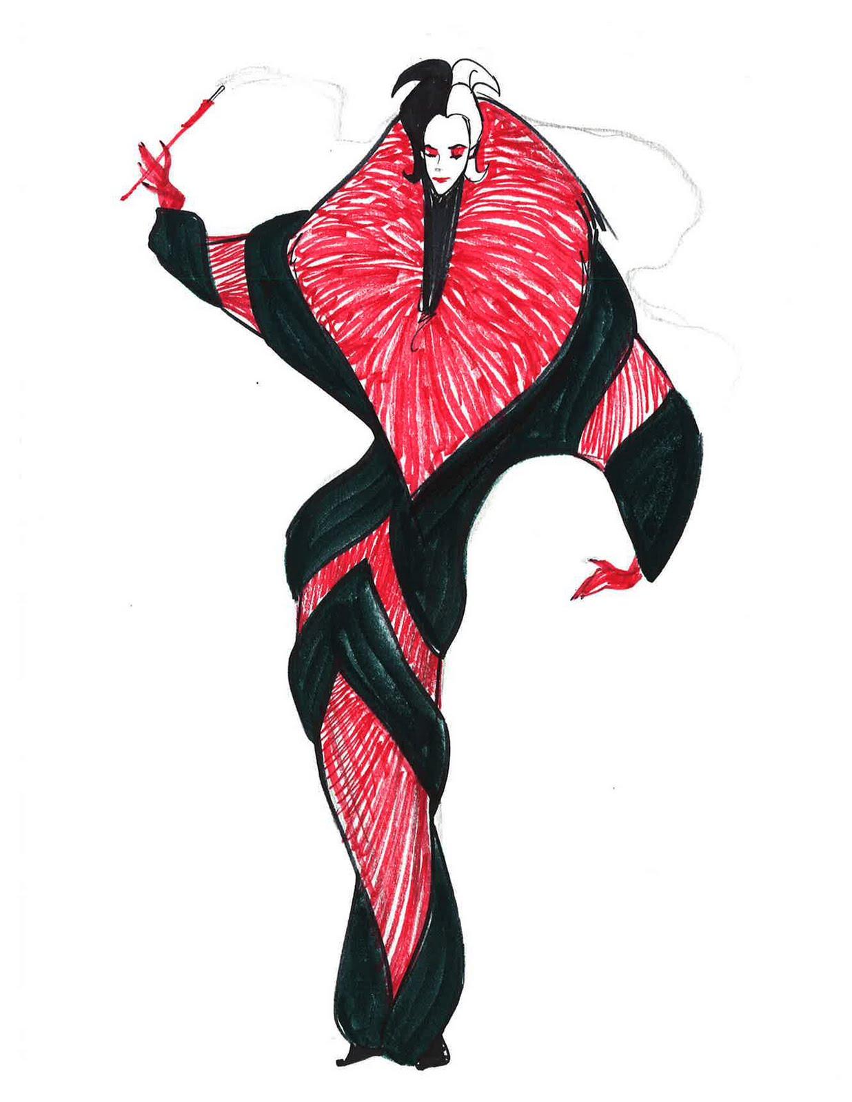 Cruella de vil fashion 31