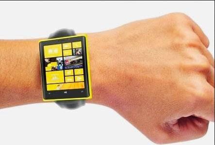 Inilah Smartwatch Milik Microsoft
