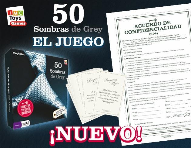 50 sombras grey juego