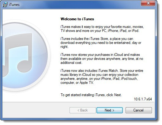 Download Free Itunes 10.6 For Windows 7
