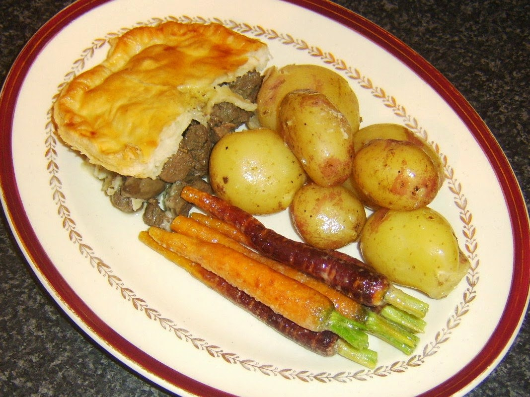 Modern scottish food and recipes homemade scottish steak - Contemporary cuisine recipes ...