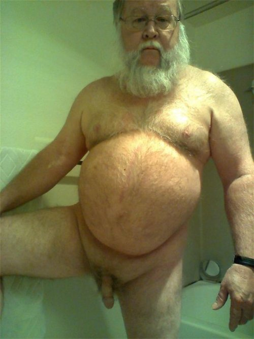 Grizzly Men Grizled Older Gay Pics Bearded