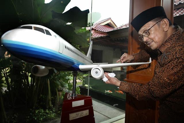 Pemerintah Dukung Penuh Kebangkitan Industri Pesawat Terbang Indonesia