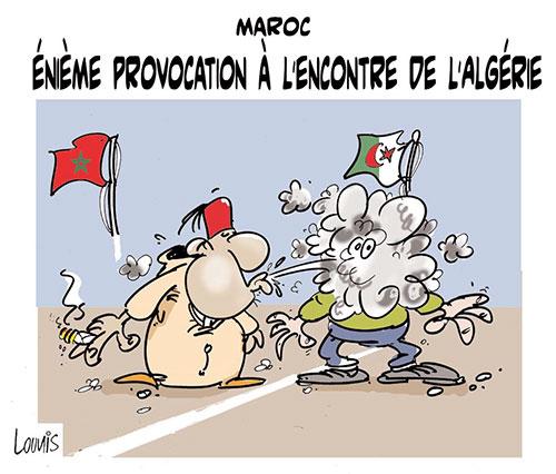La tensión permanente con los vecinos, estrategia adoptada por Marruecos