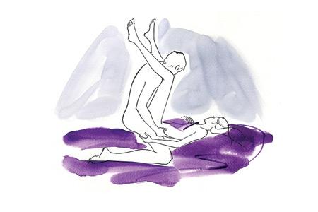 tu the tinh duc len dinh 1 Các tư thế quan hệ tình dục làm cho phụ nữ lên đỉnh và sướng nhất