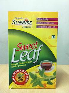 Stevia Sweet Leaf